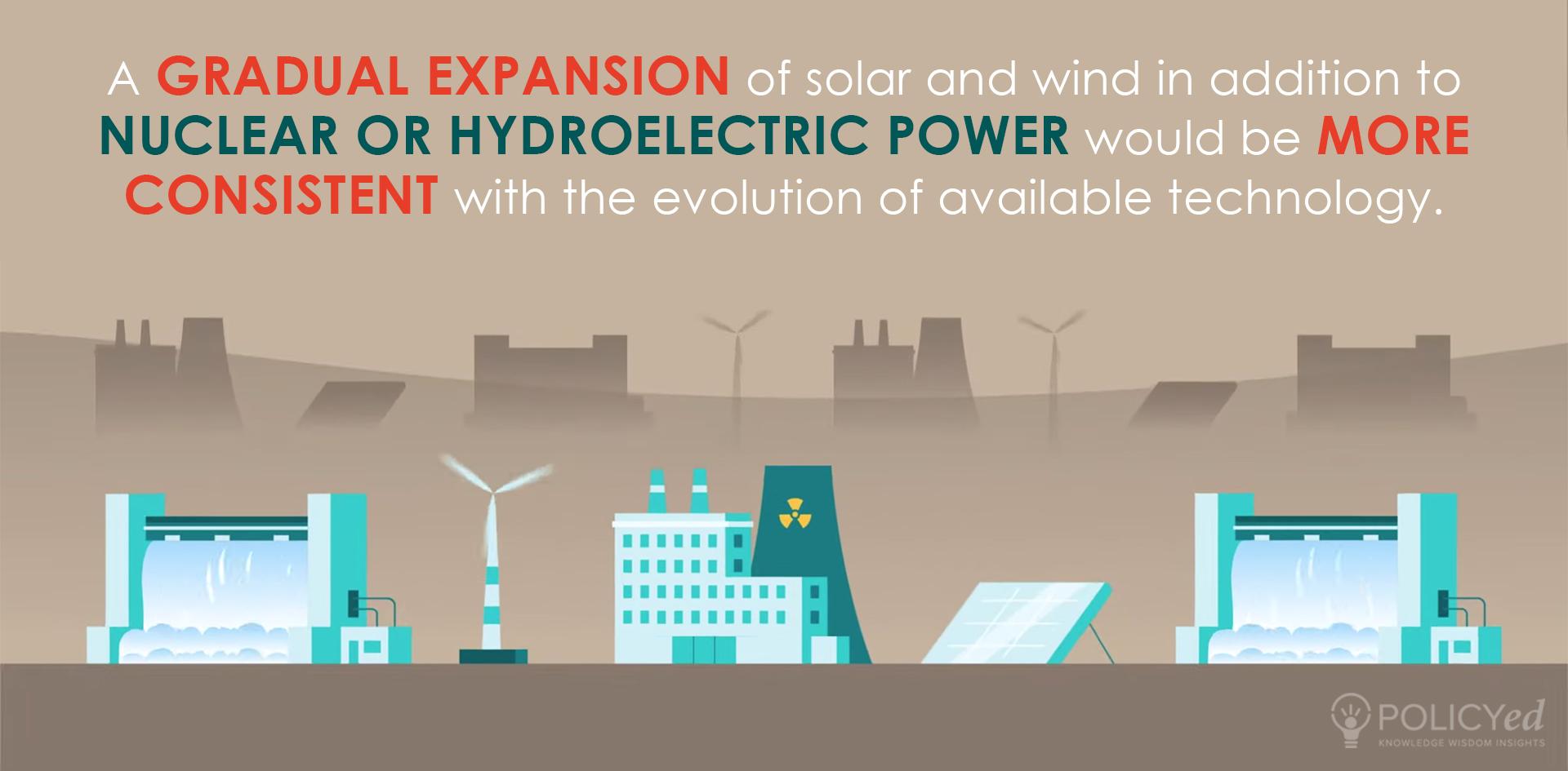 Expanding Low-Carbon Energy Production